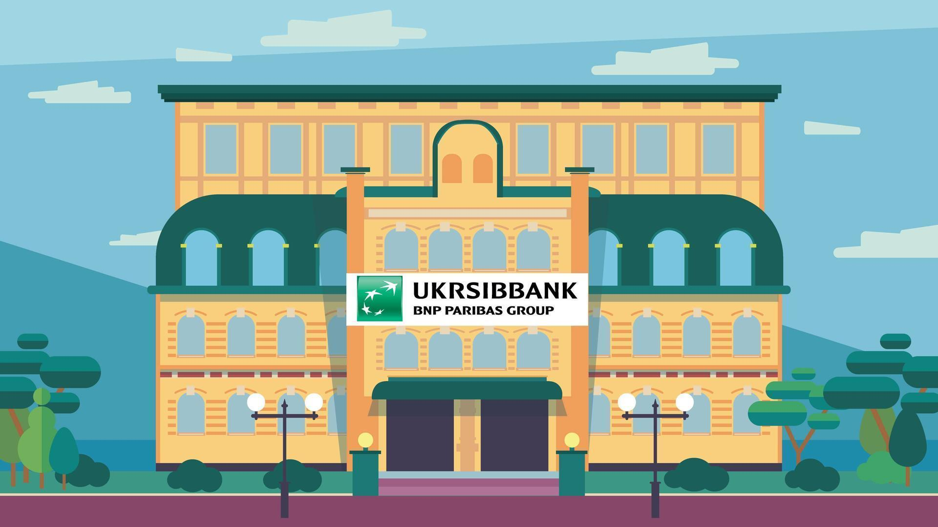Case: Development of 2D Video and banner advertising for UKRSIBBANK — Rubarb - Image - 1