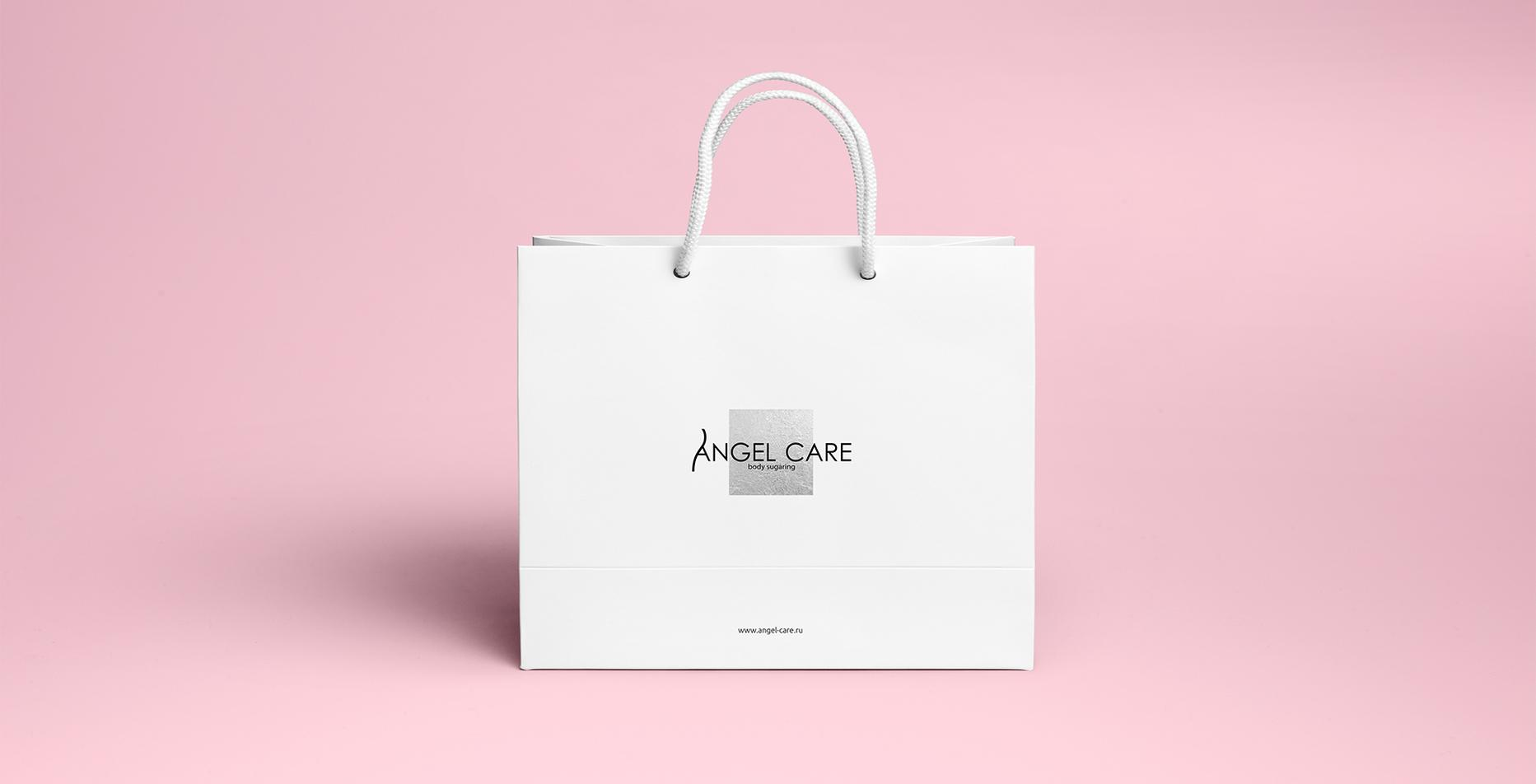 Case: logo, corporate identity, promotional products for Angel Care — Rubarb - Image - 9