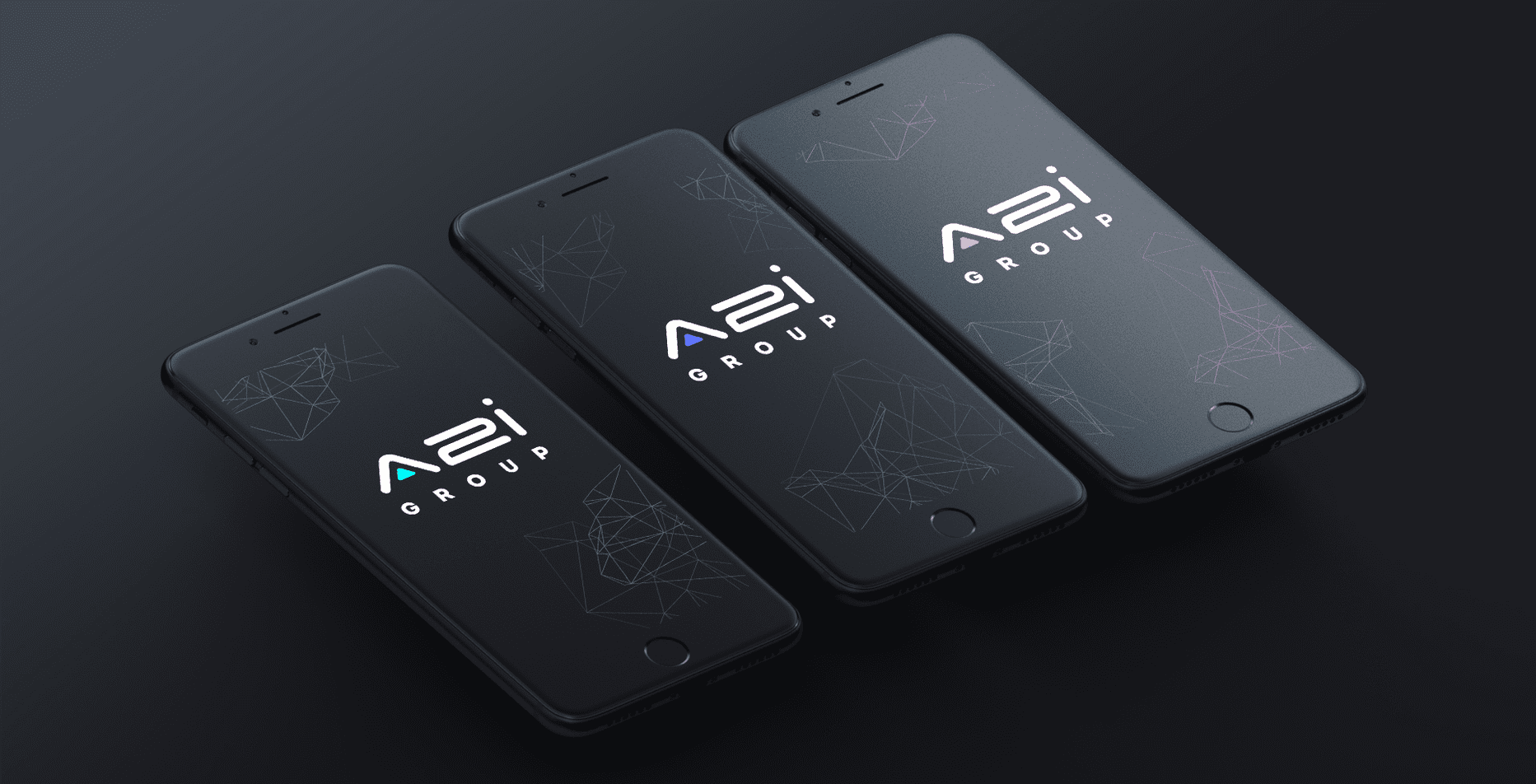 Case: logo design, branding, marketing kit for the A2I Group — Rubarb - Image - 3
