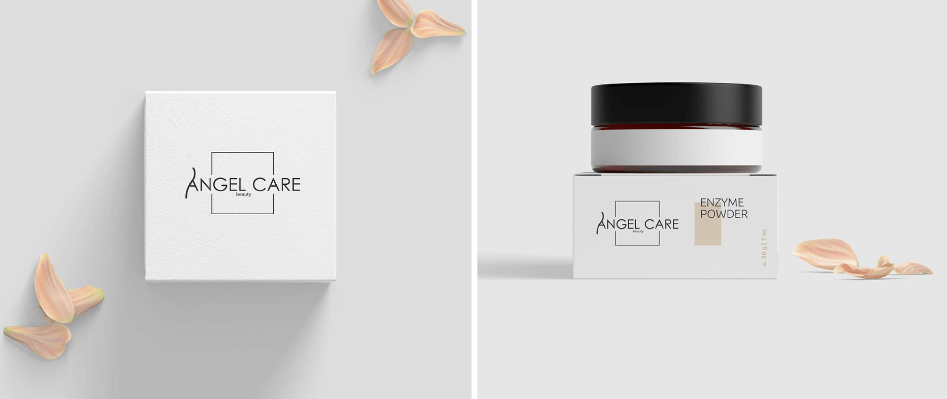 Case: logo, corporate identity, promotional products for Angel Care — Rubarb - Image - 12