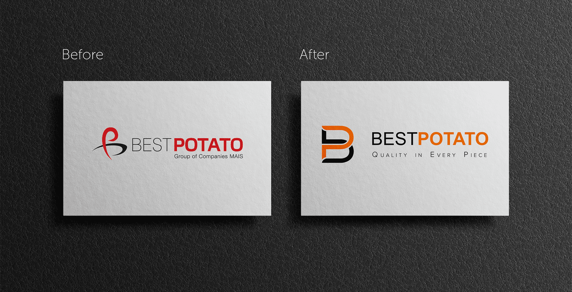 Case: brand positioning and logo redesign for Best Potato — Rubarb - Image - 3