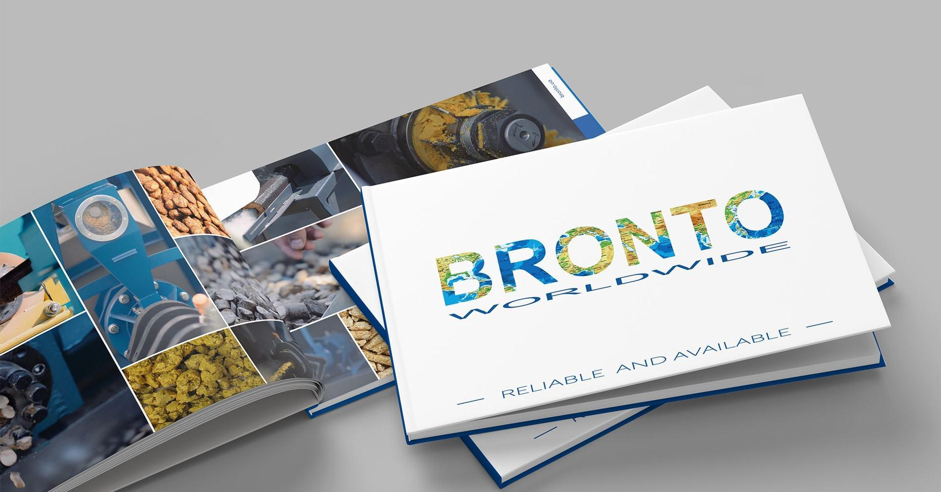 Case: Website Development, 3D Video and Marketing Kit for Bronto — Rubarb - Image - 2