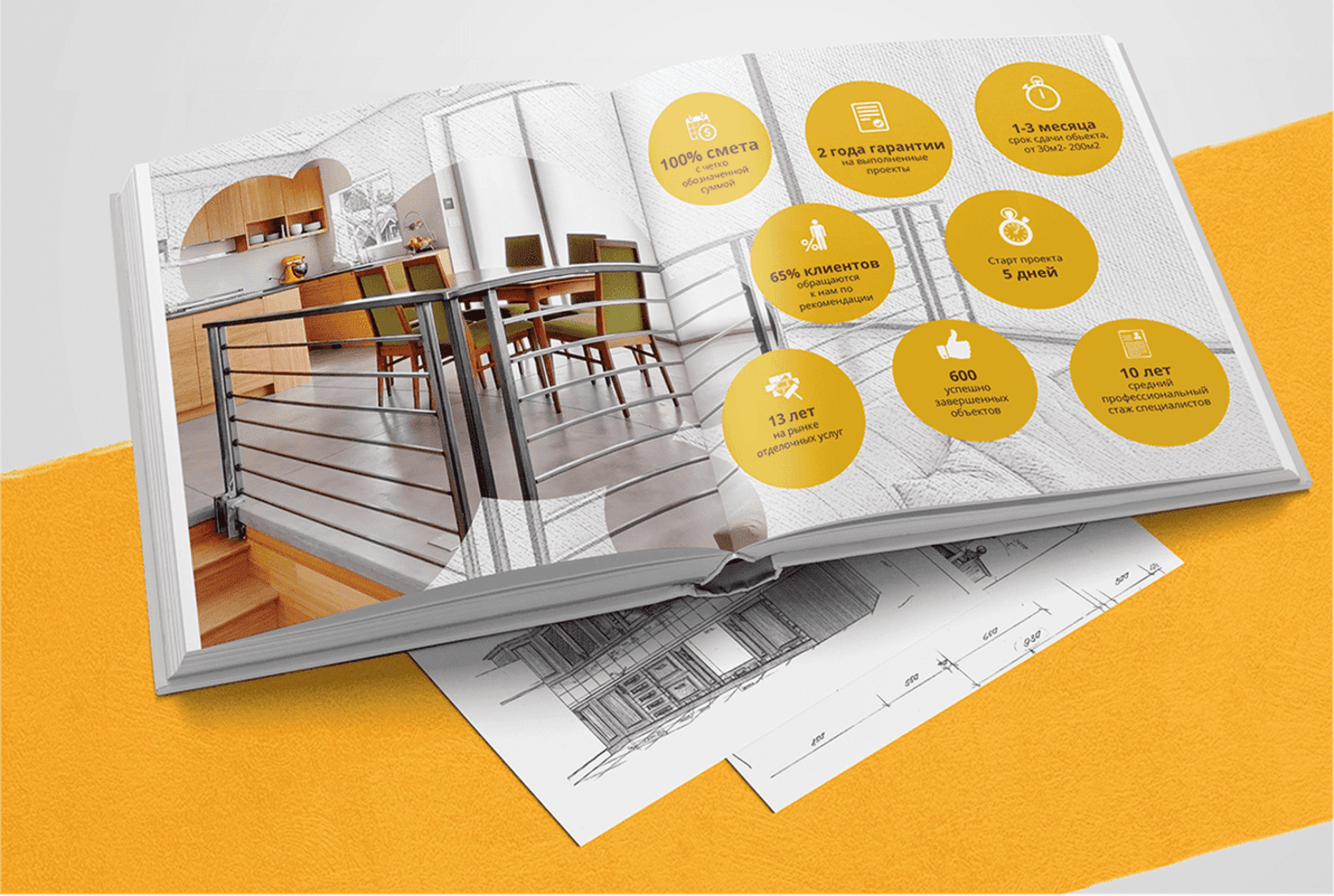 Case Study: Marketing Kit for Apartment Repair — Rubarb - Image - 6