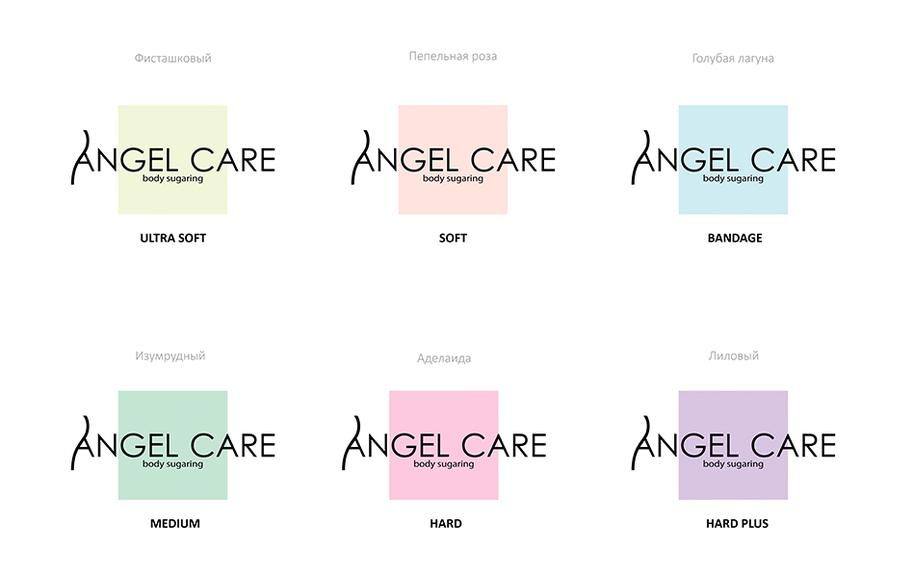 Case: logo, corporate identity, promotional products for Angel Care — Rubarb - Image - 4