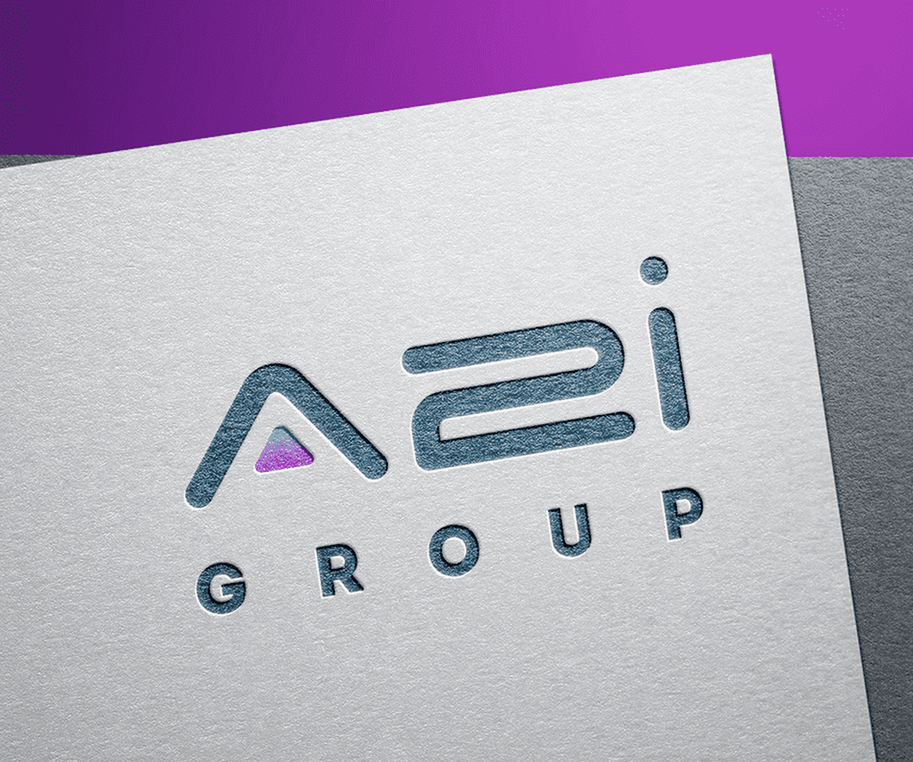 Case: logo design, branding, marketing kit for the A2I Group — Rubarb - Image - 2
