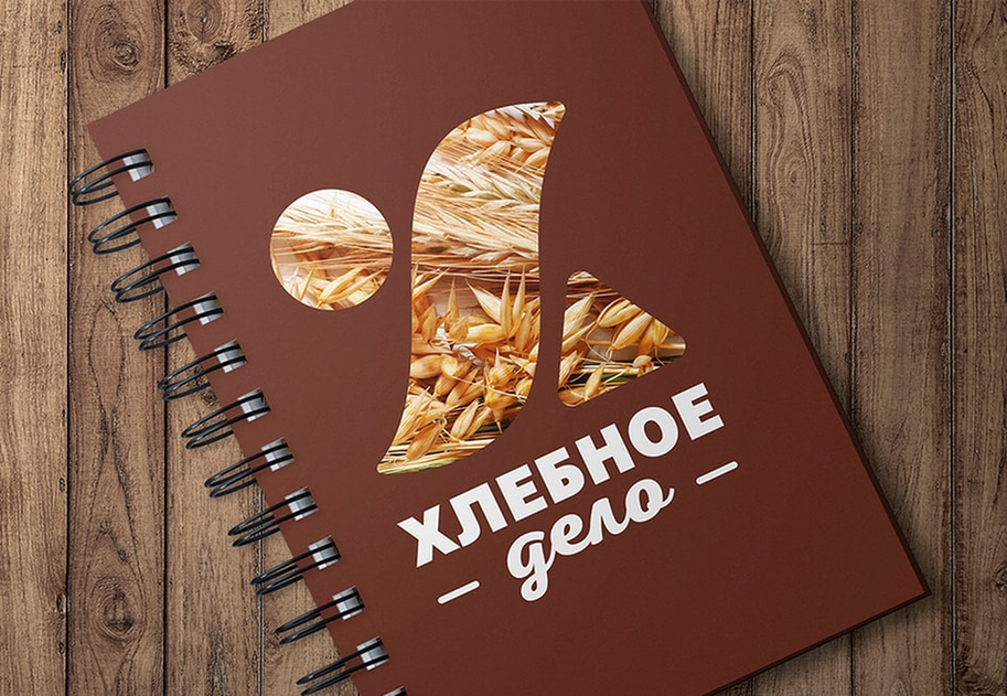 Case: logo design, branding and marketing kit for the bread business — Rubarb - Image - 6